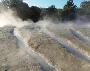 Source et chute d'eau du Hammam Meskhoutine