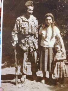 mes parent 1958