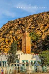 Mosquée à Beni Saf - plage du Puits