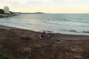 Association Green Bike à Annaba: Des bénévoles au secours de la plage du «Lever de l'aurore»