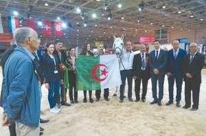 Planète - El Jadida (Maroc) - CHAMPIONNAT DU MONDE DU CHEVAL BARBE: L'Algérie remporte une médaille d'or