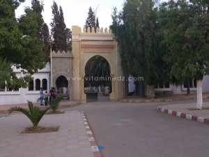 Nouvelle porte de Sidi Senouci ... Tout ça pour ça