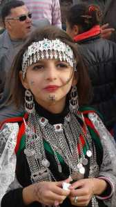 Chleuh De Wilaya saida ( algerie )