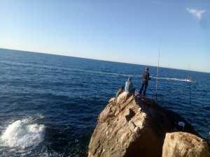 الصيد من مناء  هنين