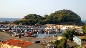 Port de pêche de Ziama-Mansouriah