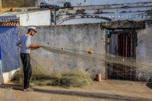 Pêcheur de Beni Saf
