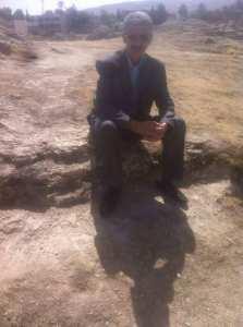 جبل شيليا  الاشم