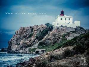 Le phare de Ras Afia (ou grand phare de Jijel)