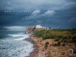 Les grands phares du littoral algérien Ras El Afia, l'enchanteur