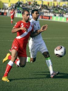 تونس الجزائر - شان 2011