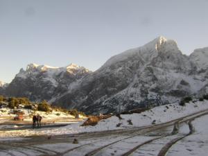 hiver de kabylie