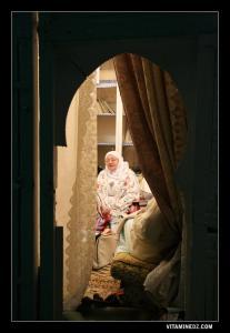 Ezzaouiya El Kadiriya pour femmes de Tlemcen