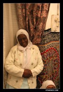 El Mkaddma de la Zaouia Kadiriya à Tlemcen