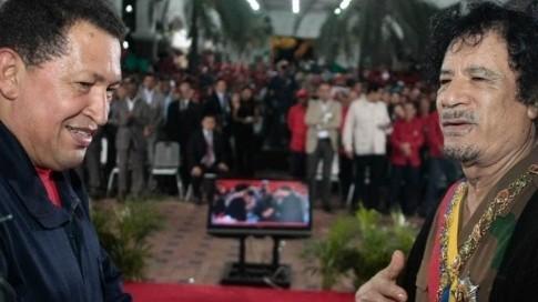 Le président vénézuélien a proposé au dirigeant libyen de créer une mission internationale de paix formée par plusieurs pays amis qui puisse faire office de médiateur