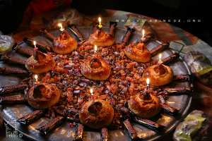 Festivités de Yenayer à Tlemcen, une tradition qui se perpétue depuis des siècles.