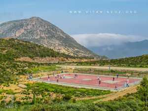 Stade non loin du village de Tadjra