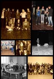 تربص تكويني لطلبة قسم الفنون –مسرح- لجامعة أبي بكر بلقايد –تلمسان