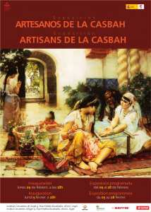 Artisans de la Casbah. Exposition. Du 05 au 28 février 2018. Institut Cervantès d'Alger.