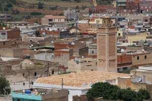 La grande mosquée de Nedroma