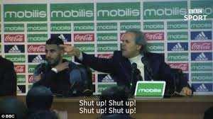 Algérie : Rabah Madjer conseille Riyad Mahrez