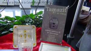 Clôture de la 1ère édition de la restauration d'Azazga, au niveau de l'annexe de la Maison de la Culture Mouloud MAMMERI à Azazga
