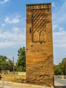 Minaret de ce qui fut la mosquée de sidi abou Ishak ettayar