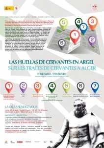 Sur les traces de Miguel Cervantès à Alger. Une visite guidée dans le temps & l'histoire du captif d'Alger