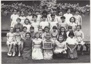 Ecole de Chebli - Blida Classe 1953-54