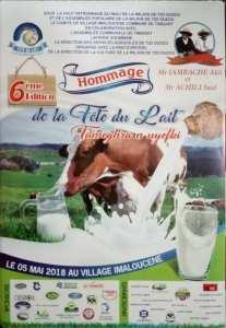 fête du lait 6eme édition