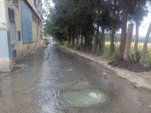 Fuites d'eau à la Cite espagnol ouled yaiche blida depuis plus de 3 mois