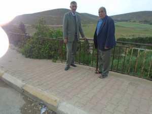 Tourisme à Khenchela Hammam Aknif
