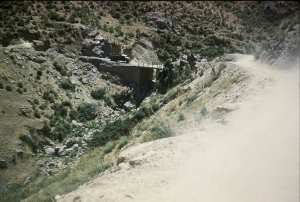 Le pont de Tamza t-ziri