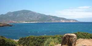 Le CHENOUA (Djebel Chenoua)