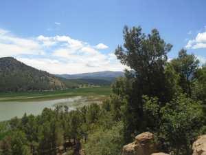Barrage de Foum el Gueis KAIS