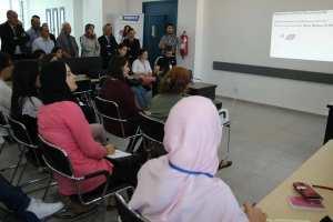 1er salon régional de l'étudiant Afaqoukoum.