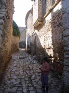 Une ruelle du vieux Mila