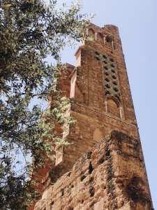 La Muraille et Minaret d'El Mansourah de Tlemcen... !