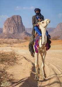 L'éloge du Sahara Par L'Emir Abdelkader Gloire à Dieu !