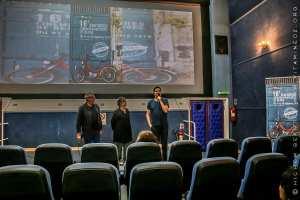 Débat avec les réalisateurs Nicolas Klotz et Elisabeth Perceval sur la « jungle »