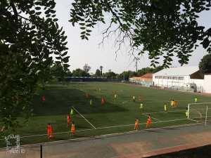 Stade des 3 frères Zerga à Tlemcen