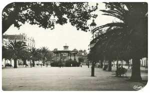 La place du 1er-Novembre de la ville de Sidi-Bel-Abbès