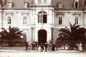 Histoire de l'hôtel de ville de Sidi Bel Abbés.