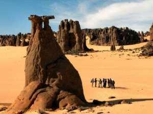 الصحراء الجزائرية متحف مفتوح على الطبيعة