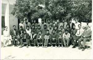 1967 - 3èmeB - Larbi tebessi