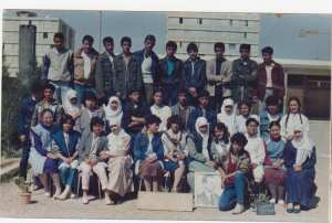 1985 - 2 eme ST2 - Lycee mixte (ferhati h