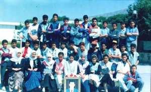 1992 - Ecole Wakaf Sebti14(92/93) - Wakaf el sebti