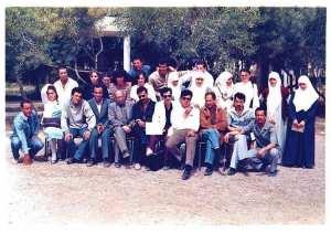 1994 - Ecole Wakaf Sebti8(94/95) - Wakaf el sebti
