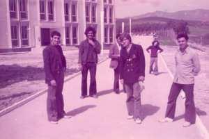 1974 - Université de ANNABA - Ibn sina