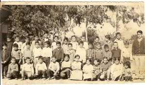 1969 - Ecole Chickoune 1969 CE1 - Akbou