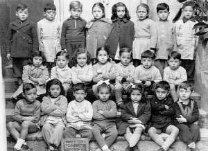 1953 - Maternelle - Ecole michelet